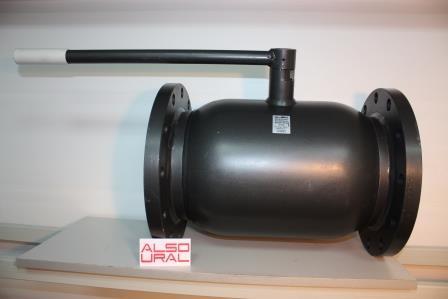 Кран шаровый фланцевый КШ.Ф.200.16-01 Ду200 Ру16